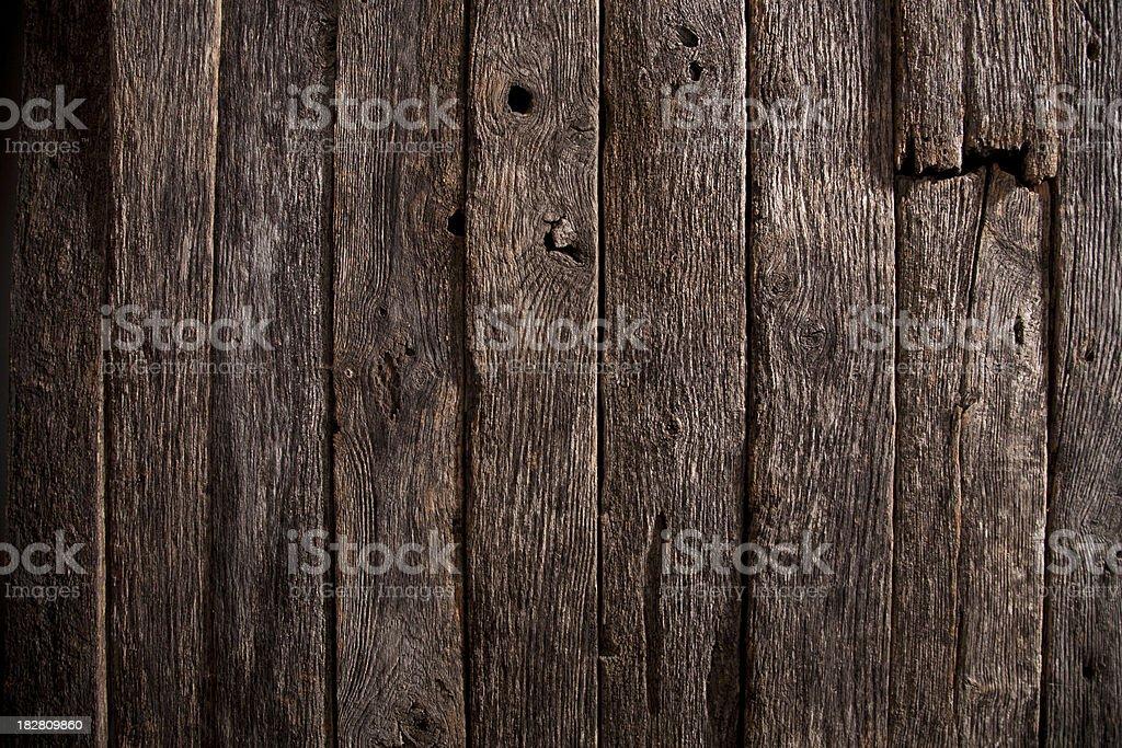 Barn Wall Background stock photo