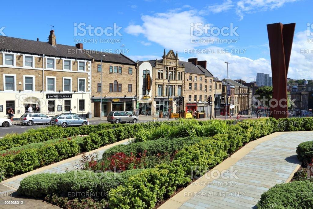 Barnsley stock photo