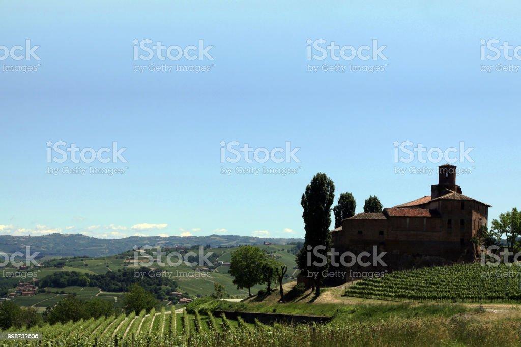 Barolo (Italy) - foto stock