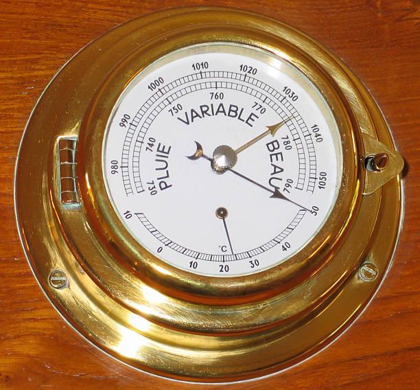 barometer french - barometer bildbanksfoton och bilder