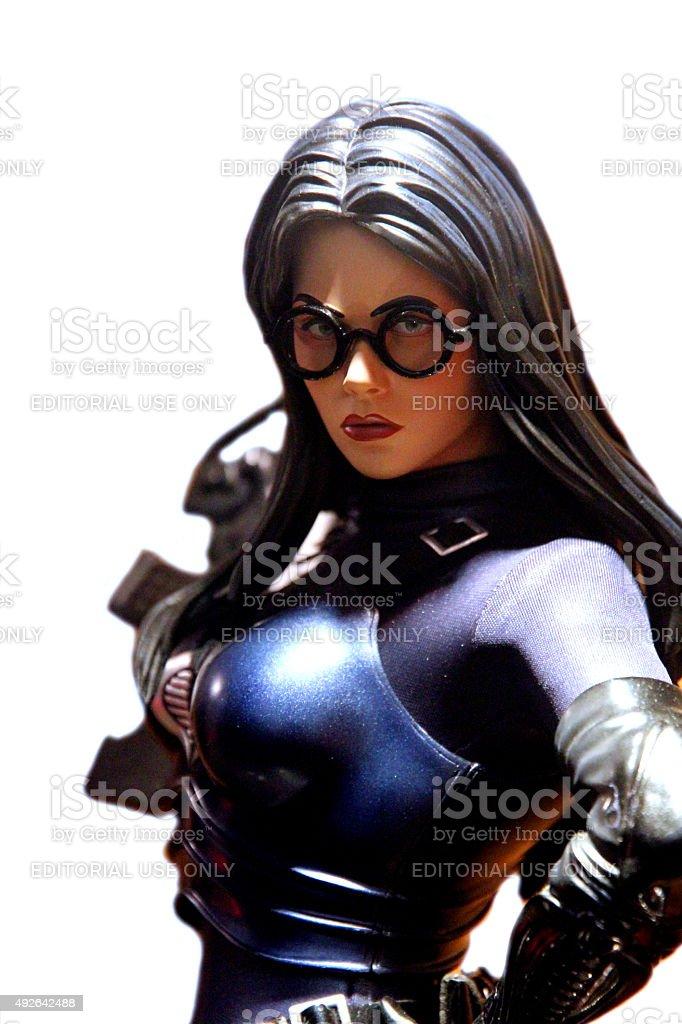 Senhora Baronesa - foto de acervo
