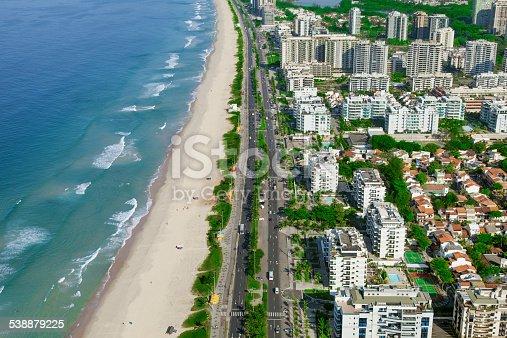 istock Barra da Tijuca Beach in Rio de Janeiro 538879225