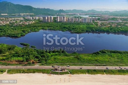 istock Barra da Tijuca in Rio de Janeiro 538879313