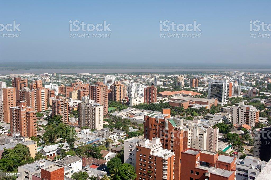 Barranquilla - foto de stock