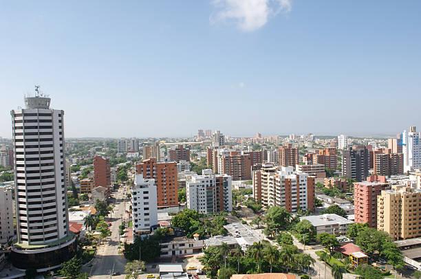 バランキージャの眺め - コロンビア ストックフォトと画像