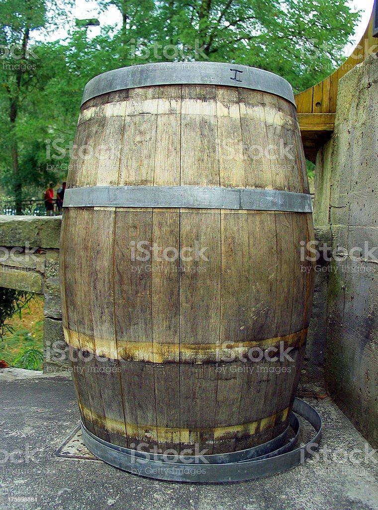 barrel 2 stock photo