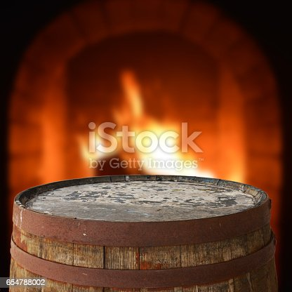 874991150istockphoto Barrel background 654788002
