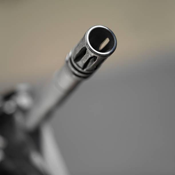 Best Looking Down Barrel Of Gun Stock Photos, Pictures & Royalty