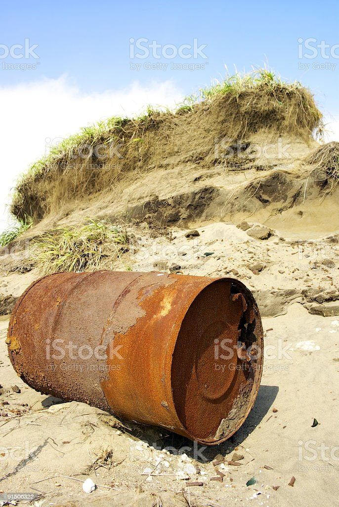 Barrel royalty-free stock photo