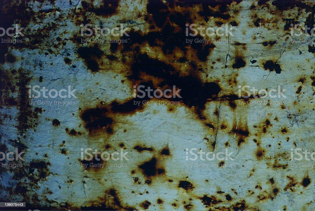 Barrel Rust 1 royalty-free stock photo