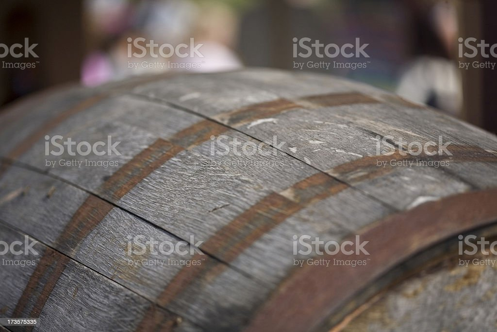 barrell royalty-free stock photo