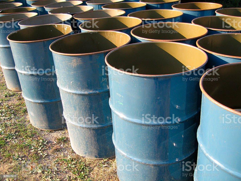 Barrels_2 royalty-free stock photo