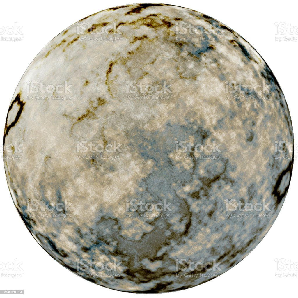 Barren Planet Stock Photo More Pictures Of Abstract Istock