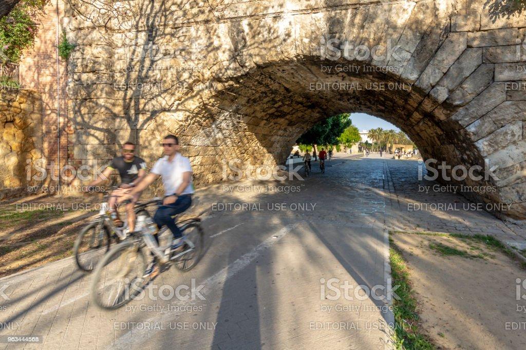 Barrido Ciclistas - Royalty-free 2018 Stok görsel