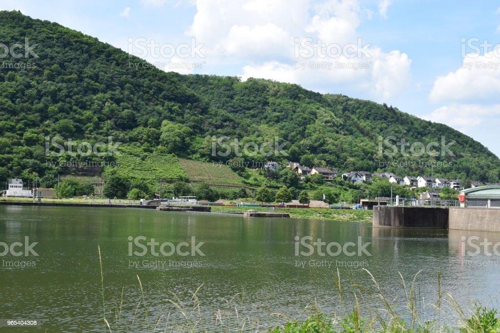 barrage de la vallée de la Moselle - Photo de Allemagne libre de droits