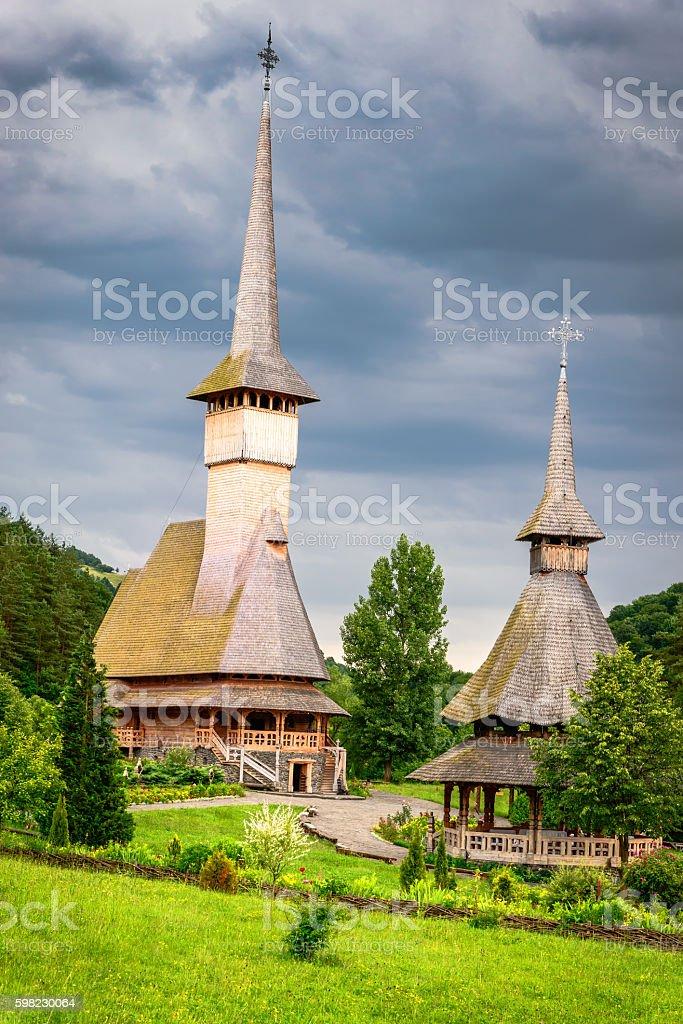 Barsana, Maramures, Romania foto royalty-free