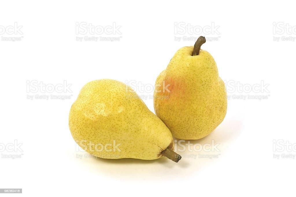 Bartlett pears foto stock royalty-free