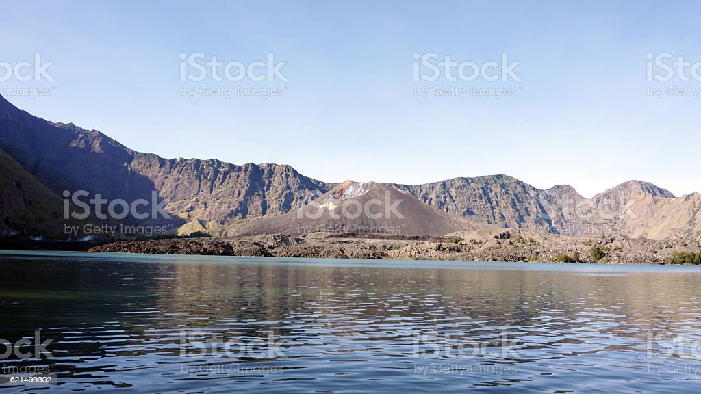Baru Jari Mountain foto stock royalty-free