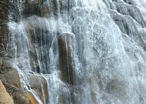 Basis Van Gibon Falls Stockfoto en meer beelden van Buitenopname