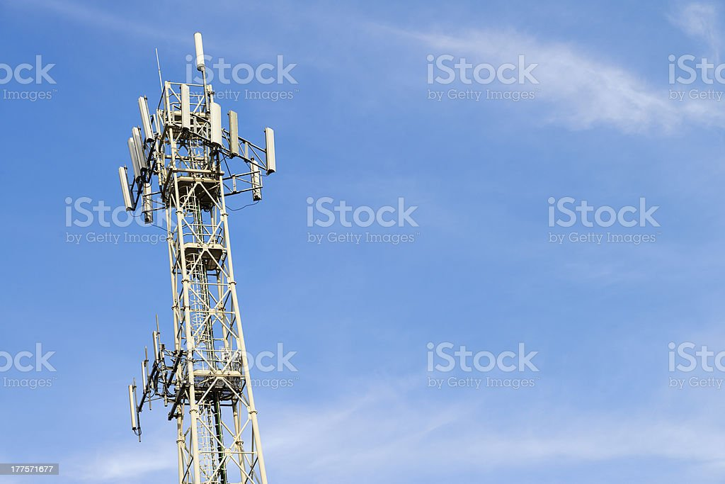 Base Station royalty-free stock photo