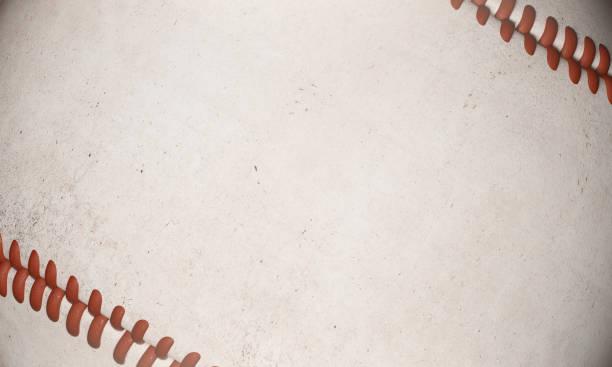 Baseball backdrop stock photo