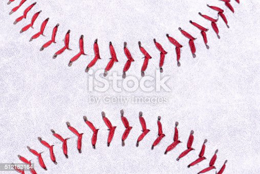 istock Baseball ball background 512162164