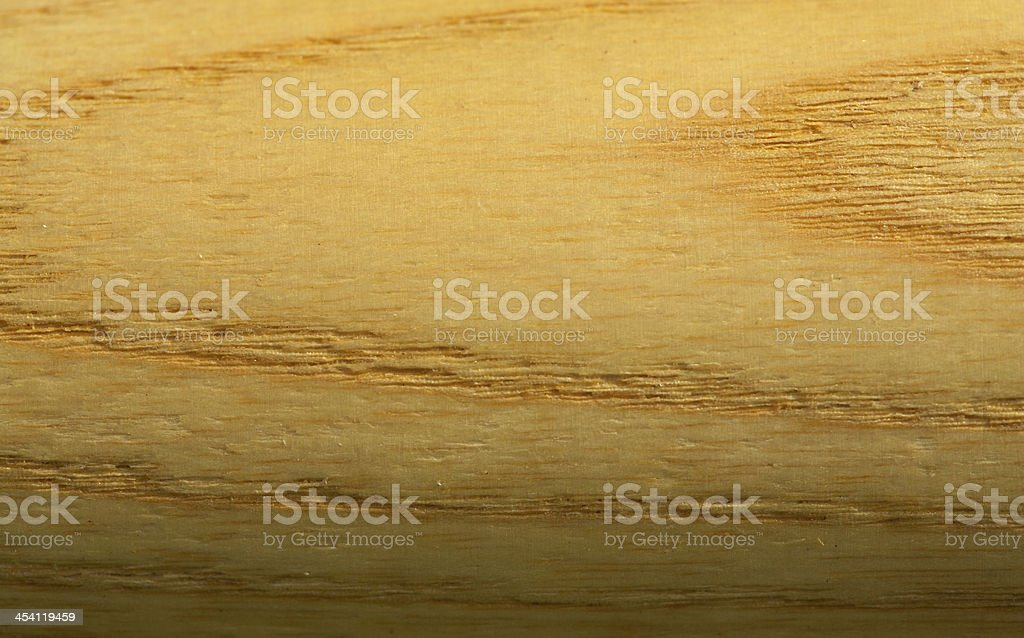 Baseball Bat Macro Close Up stock photo