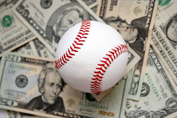 Baseball-business – Foto