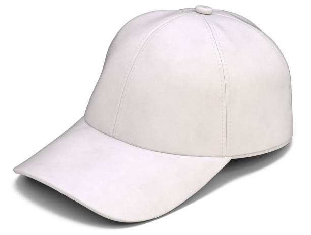 Baseball cap isolated 3d rendering baseball, cap, isolated, white background, 3d baseball cap stock pictures, royalty-free photos & images