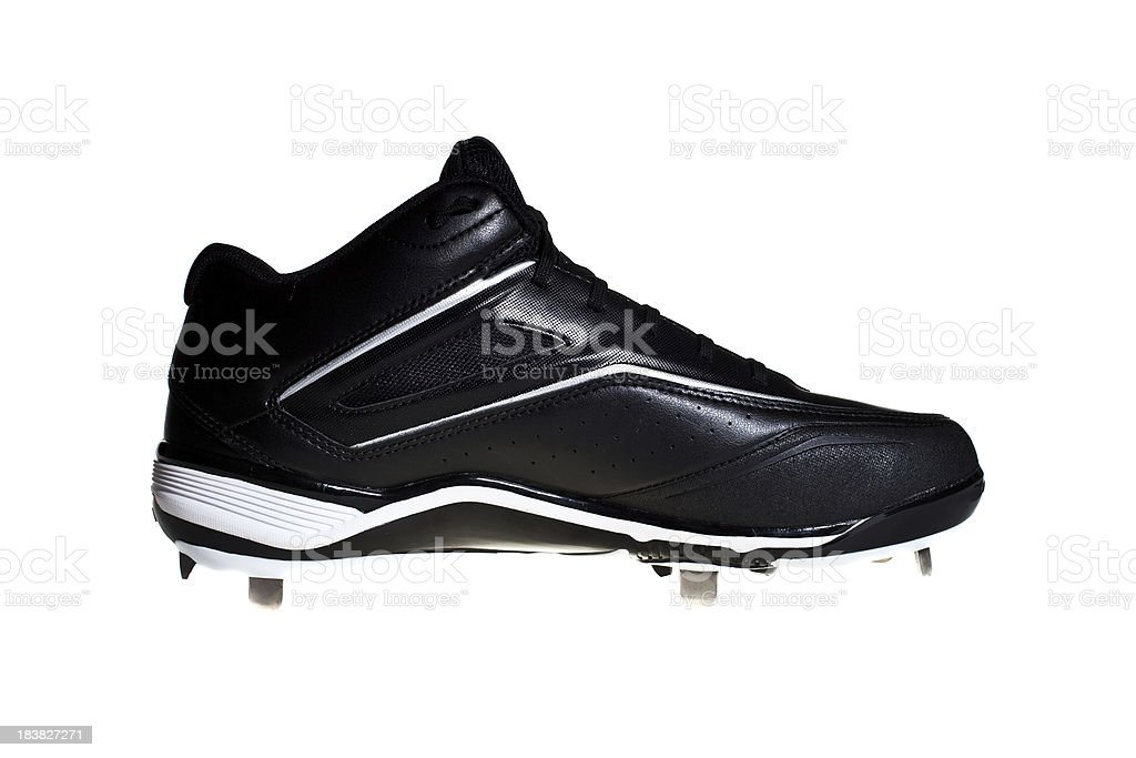 Baseball Cleats stock photo