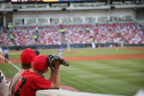 Baseball Dreams Stock Photo - Download Image Now