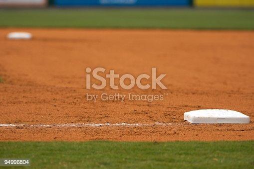 istock Baseball Field at Major League Baseball Game 94996804