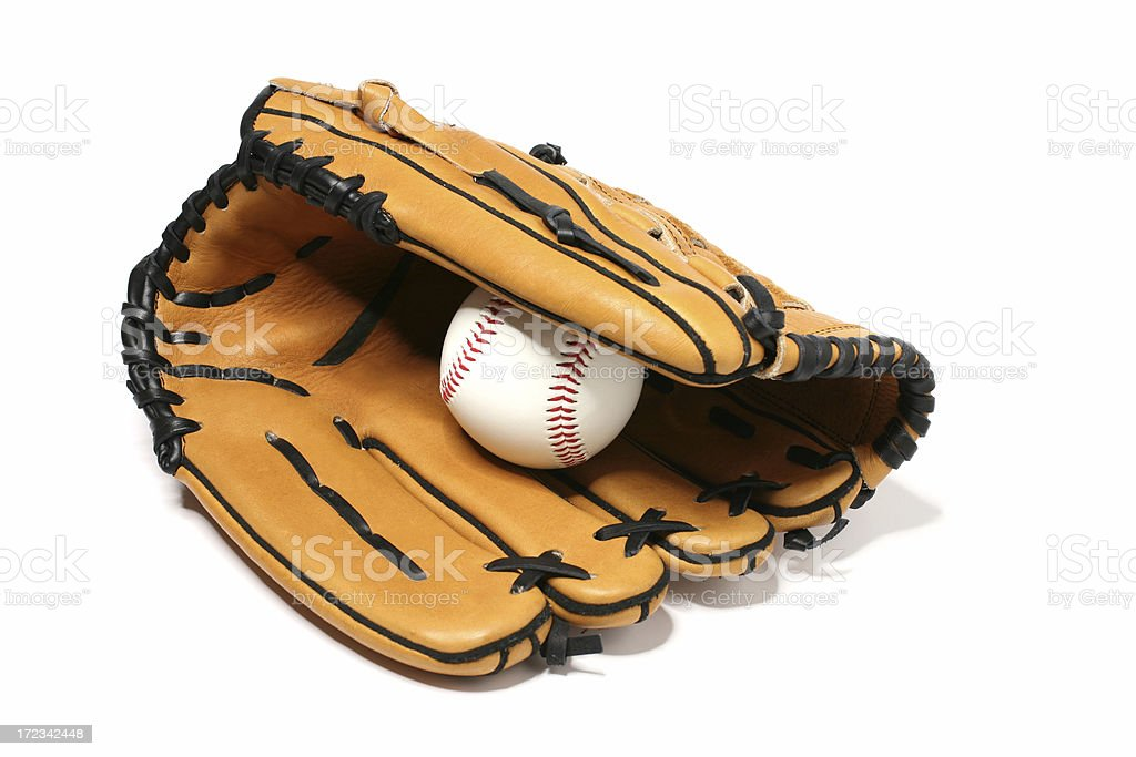 Baseball Fun royalty-free stock photo