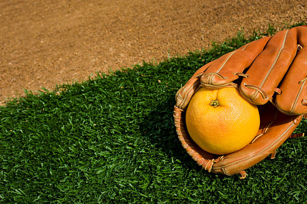 baseball grapefruit league - spring training stock photos and pictures