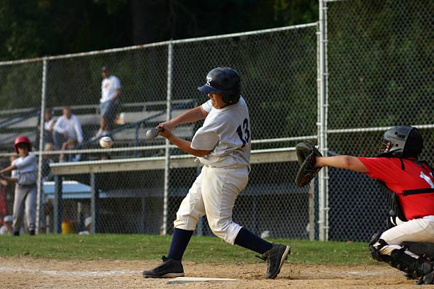 baseball-Spielen – Foto