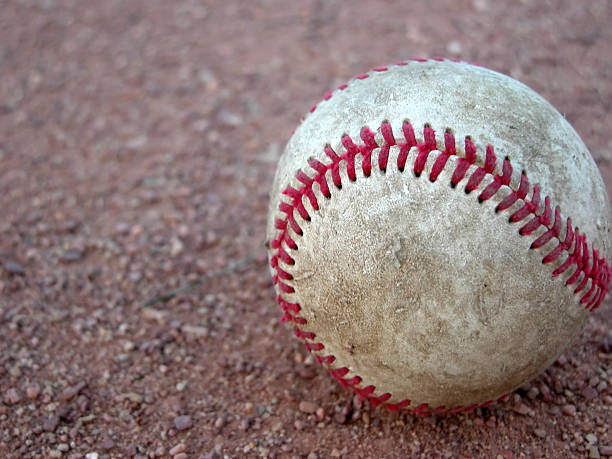 Baseball in Infield  all star stock pictures, royalty-free photos & images