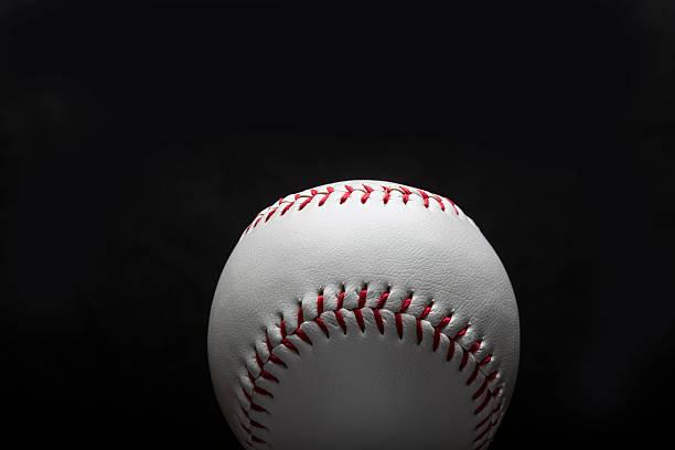 Baseball Isolated stock photo