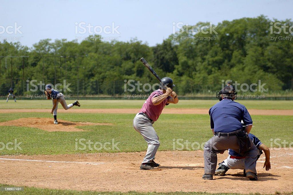 野球 ストックフォト