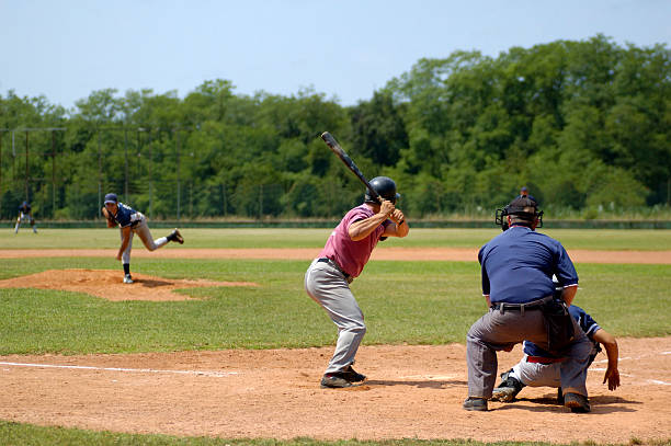 baseball - softball stock photos and pictures