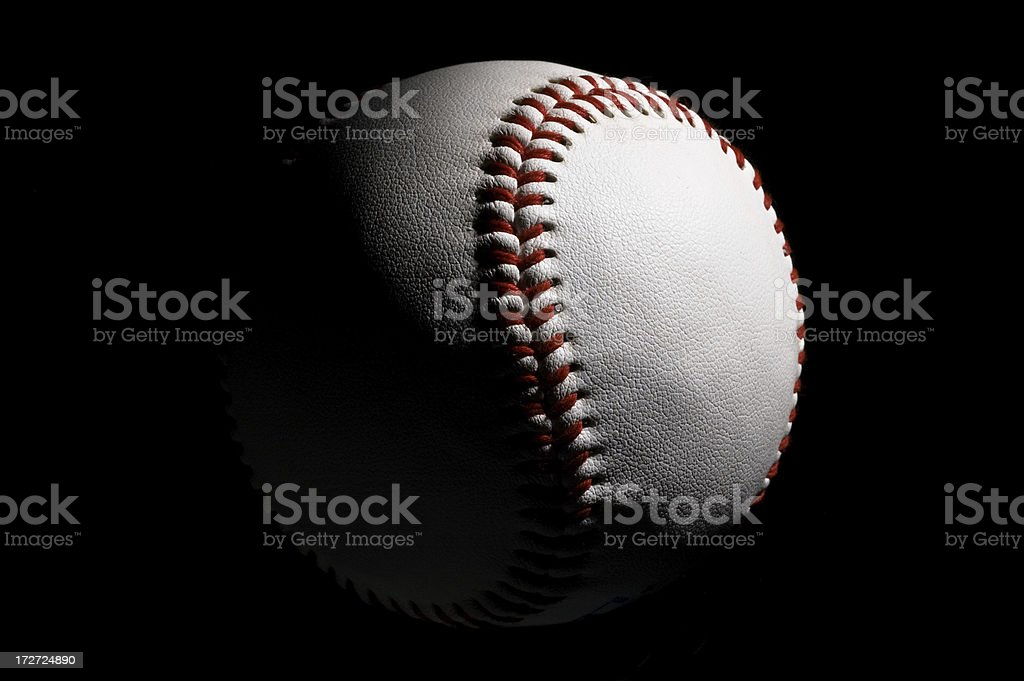 Baseball royalty-free stock photo