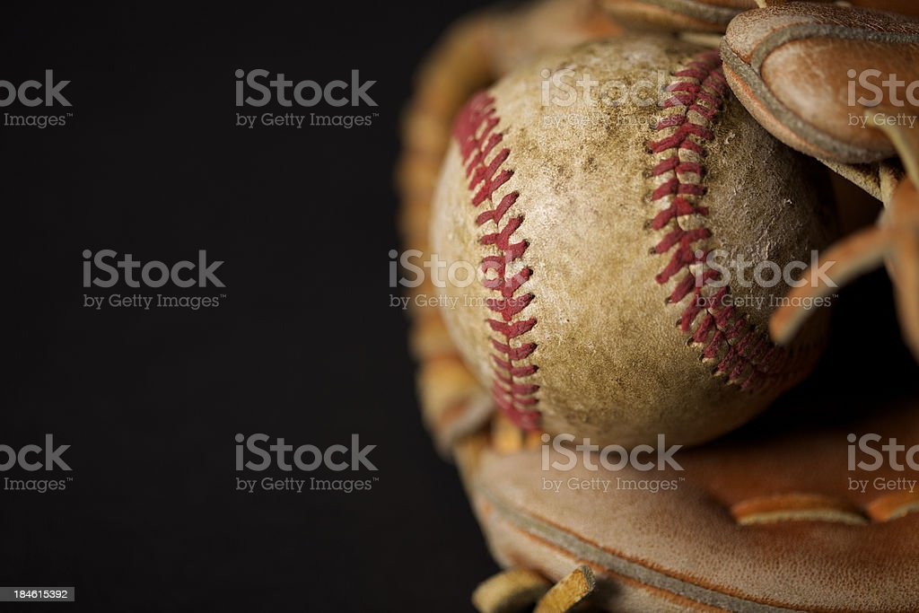 Joueur de Baseball - Photo
