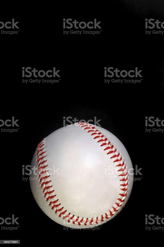 Baseball. royalty-free stock photo