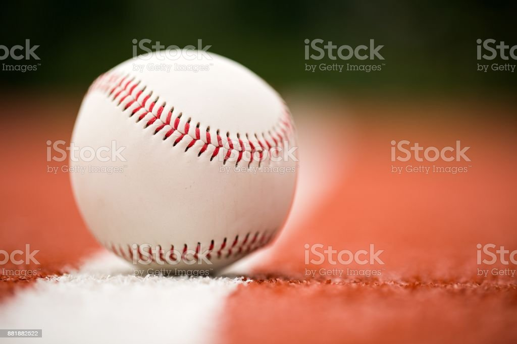 野球ます。 ストックフォト