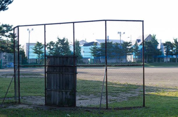 野球 - 校庭 ストックフォトと画像