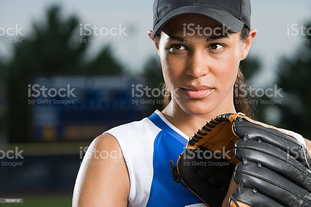 野球のピッチャー ロイヤリティフリーストックフォト