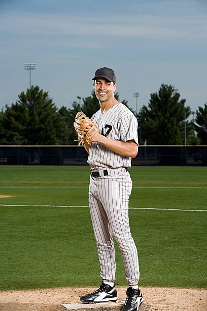 Baseball pitcher – Foto