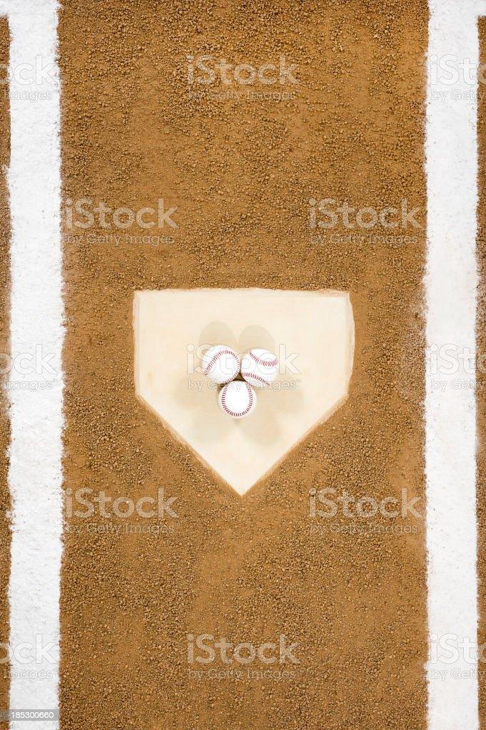 Baseball - Play Ball stock photo