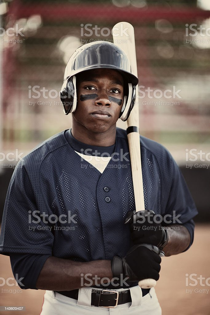 Baseball-Spieler – Foto