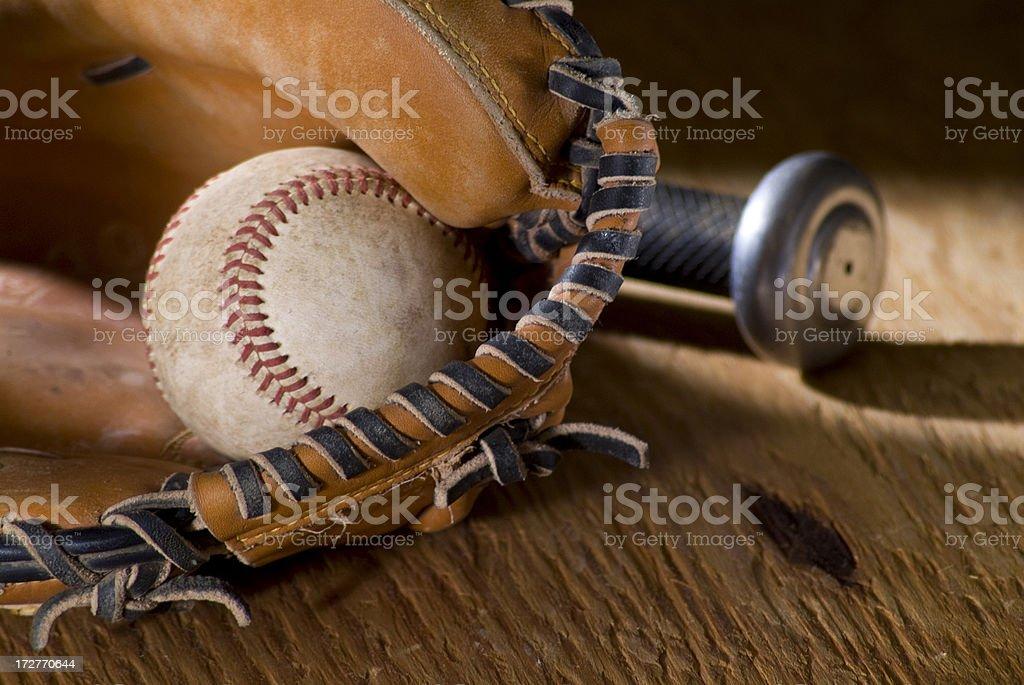 Baseball Series stock photo