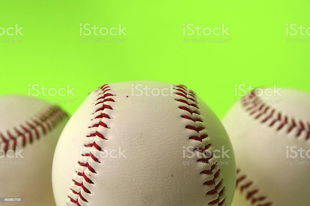 Seria Baseball zbiór zdjęć royalty-free